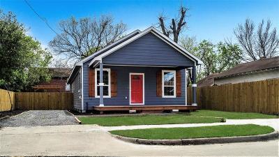 Galveston County, Harris County Single Family Home For Sale: 6514 Avenue J