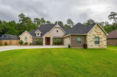 New Caney Single Family Home For Sale: 718 Parthenon Place Drive