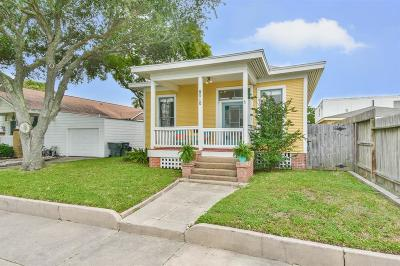 Single Family Home For Sale: 4510 Avenue R 1/2