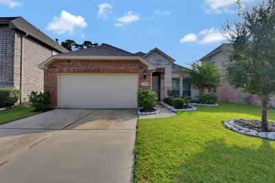 Kingwood Single Family Home For Sale: 21341 Kings Guild Lane