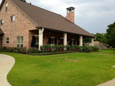 Bellville Single Family Home For Sale: 8 Briarpatch Circle