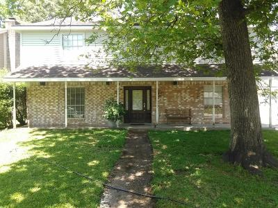 Humble Single Family Home For Sale: 5415 Timbers Trail Drive