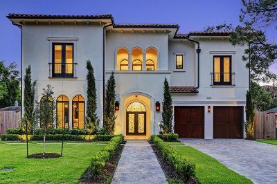 Houston Single Family Home For Sale: 3618 Newcastle Drive