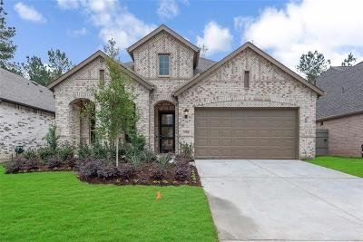 Conroe Single Family Home For Sale: 17102 Crimson Crest Drive
