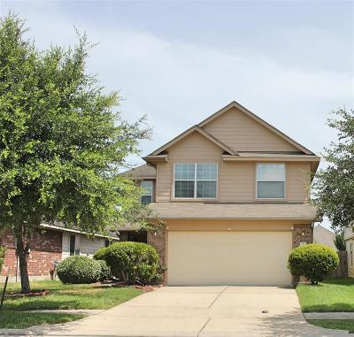 Houston Single Family Home For Sale: 1934 Nichole Woods Drive