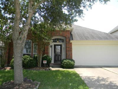Richmond Single Family Home For Sale: 20707 Sapphire Lake Road