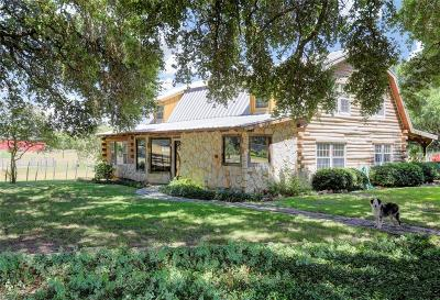 Round Top TX Farm & Ranch For Sale: $750,000
