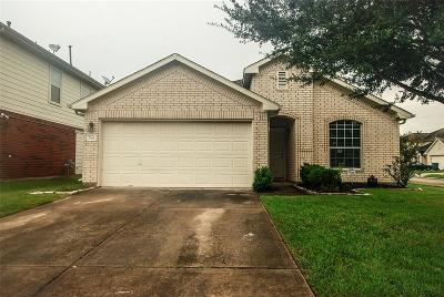 Houston Single Family Home For Sale: 1702 Adella Drive