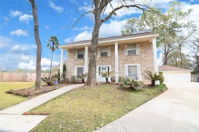 Houston Single Family Home For Sale: 1003 Misty Lea Lane