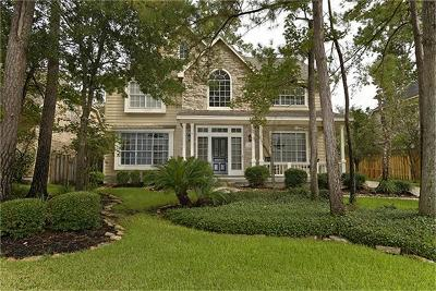 The Woodlands Single Family Home For Sale: 56 Wisteria Walk Circle