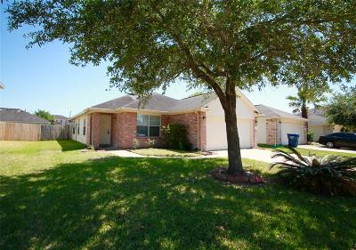 Katy TX Single Family Home For Sale: $149,900