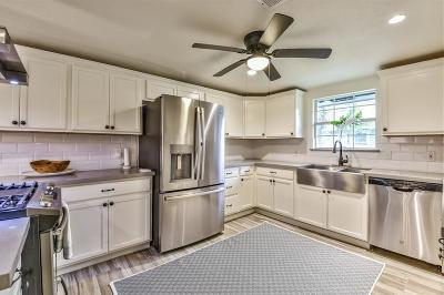 Houston Single Family Home For Sale: 4920 Chapman Street