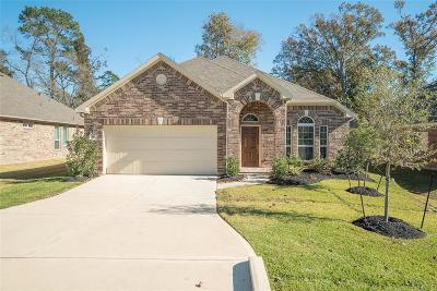 Conroe Single Family Home For Sale: 41 Hallmak Dr