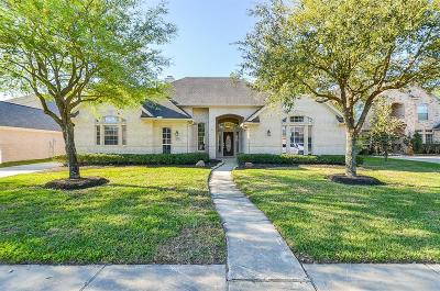 Spring Single Family Home For Sale: 5916 Fairway Manor Lane