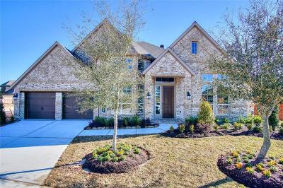 Cypress Single Family Home For Sale: 18303 Windspring Falls Lane