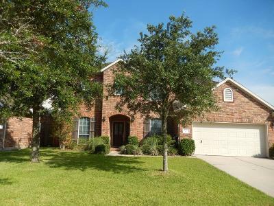 League City Single Family Home For Sale: 4463 Diamante Drive