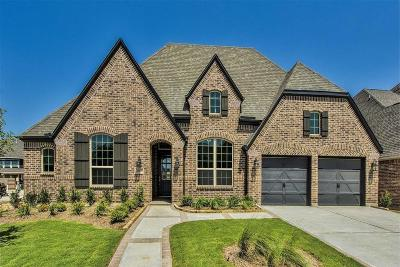 Katy Single Family Home For Sale: 23610 Darling Creek Lane