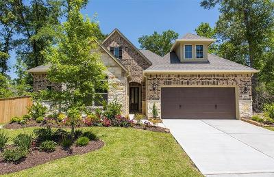 Conroe Single Family Home For Sale: 308 Red Petal
