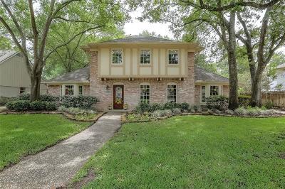 Memorial Single Family Home For Sale: 14739 Bramblewood Drive