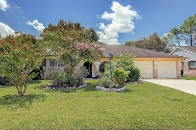 Pearland Single Family Home For Sale: 3410 E Orange Street