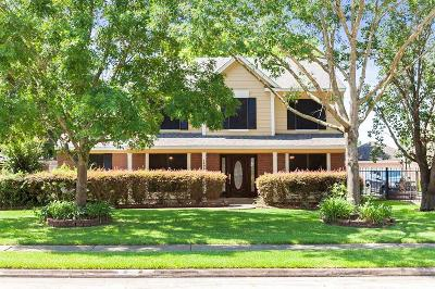 Houston TX Single Family Home For Sale: $252,000