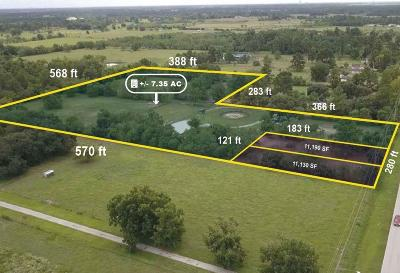 Tomball Farm & Ranch For Sale: 1623 S Cherry Street