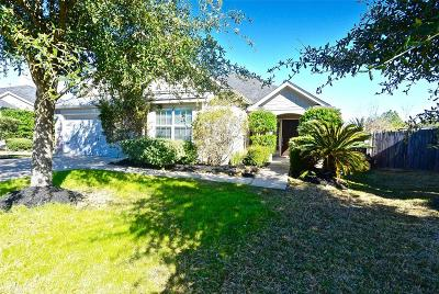 Cypress Single Family Home For Sale: 7602 Crestbrook Manor Lane