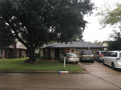 Houston Single Family Home For Sale: 11115 Burningbush Lane