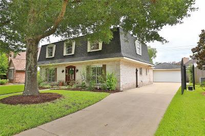 Houston Single Family Home For Sale: 12123 Waldemar Drive
