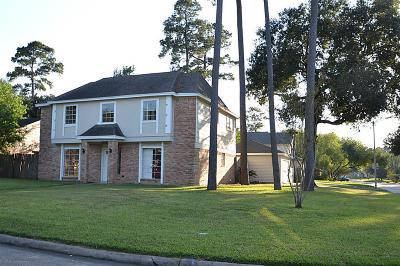 Tomball Single Family Home For Sale: 22839 Wild Moss Street