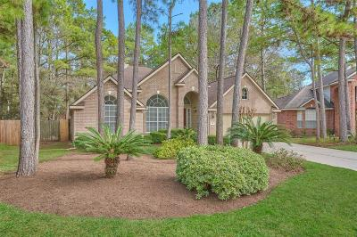 The Woodlands Single Family Home For Sale: 169 Linton Downs Place
