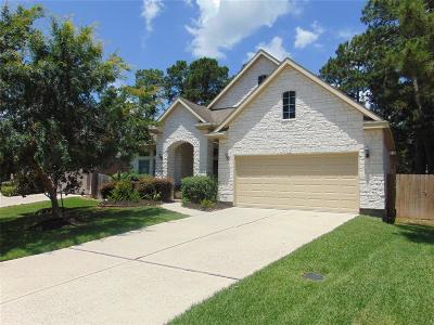 Montgomery Single Family Home For Sale: 16 Yacht Harbor