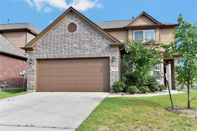 Tomball Single Family Home For Sale: 10602 Open Glade Trail