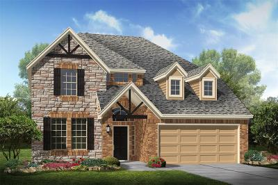 Conroe Single Family Home For Sale: 319 Mallow Woods Place