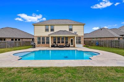 Dickinson Single Family Home For Sale: 6824 Peach Mill Lane