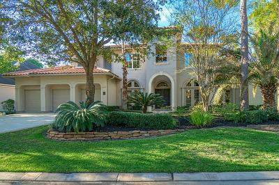 The Woodlands Single Family Home For Sale: 11 Willowcrest Place