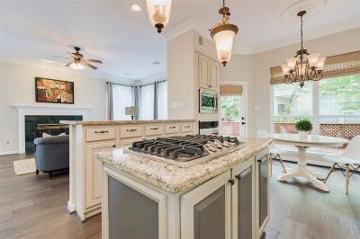 Houston Single Family Home For Sale: 1206 Saint Johns Woods Street