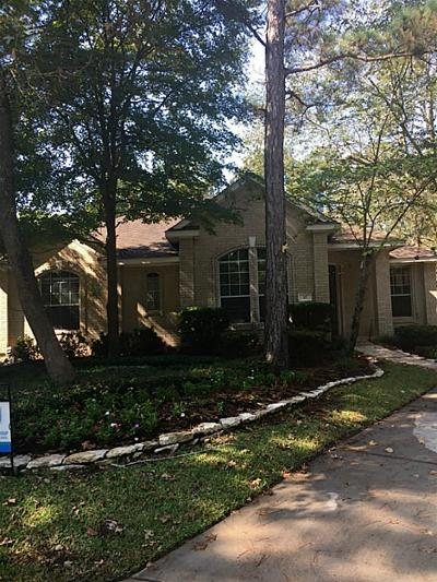 The Woodlands Single Family Home For Sale: 15 Mayborough