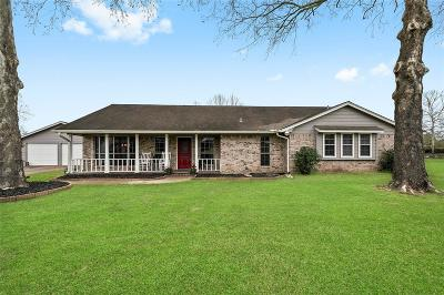 Single Family Home For Sale: 19110 Cypress Church Road