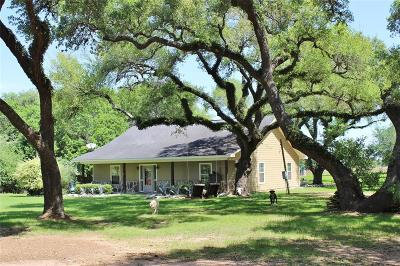 Sealy Single Family Home For Sale: 13118 Hahn
