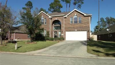 Spring Single Family Home For Sale: 20910 Blackbristle Lane