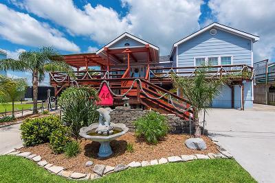 San Leon Single Family Home For Sale: 1422 8th Street