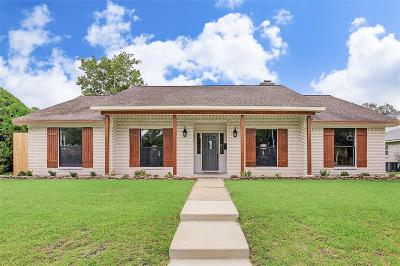 Houston Single Family Home For Sale: 9726 Braesmont Drive
