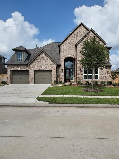 Tomball Single Family Home For Sale: 25403 Driftwood Harbor Lane