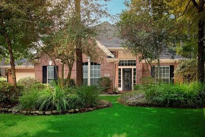 The Woodlands Single Family Home For Sale: 215 N Hazelcrest Circle