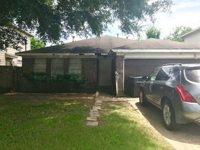 Houston Single Family Home For Sale: 3731 Amos Street