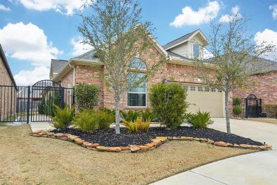 Single Family Home Pending: 27126 Walker Retreat Lane