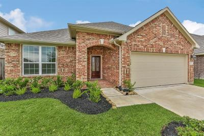Brookshire Single Family Home For Sale: 1819 Benbrook Hollow Lane