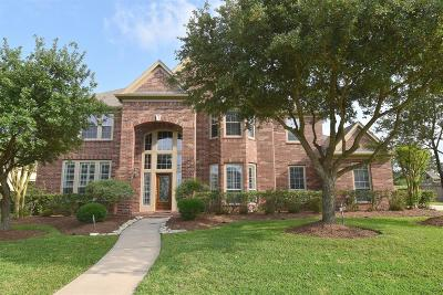 Pearland Single Family Home For Sale: 11802 Crescent Bluff Drive