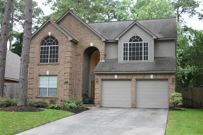 Kingwood Single Family Home For Sale: 3611 Spruce Bay Drive